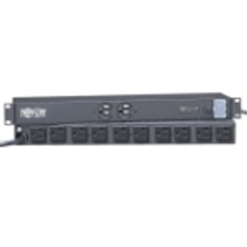 IBAR12-20ULTRA Tripp Lite 12 Outlet 15-ft Cord 3840 Joules Rackmount Isobar Surge Suppressor