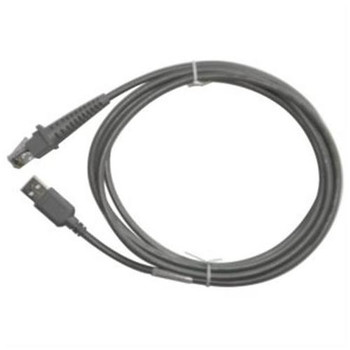 POWER OF THE TERMINAL CAB-524 USB COIL DATALOGIC ADC 2. TYPE A CABLE ASSY