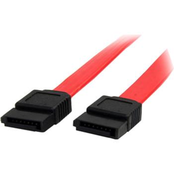 SATA12 StarTech 12-inch SATA Serial ATA Cable (Red)