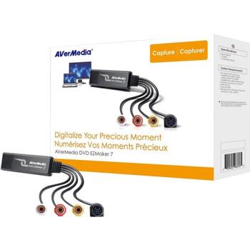 MTVDVDEZ7-C039 AverMedia Cable DVD Ezmaker7 Usb2.0 H.264 512MB R