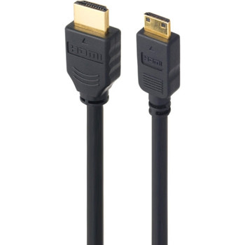 HHSN-10 Link Depot Cable High Speed HDMI With Ethernet 10ft Black