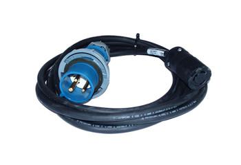 038-003-440 EMC Single Power Inlet Cord Option Iec-309-332p6 118-032-025 Interna