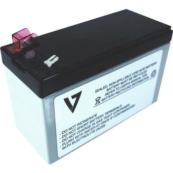 APCRBC110-V7 V7 RBC110 UPS Replacement Battery for APC APCRBC110 24 V DC Lead Acid Maintenance-free/Sealed/Spill Proof 3 Year Minimum Battery Life 5 Y