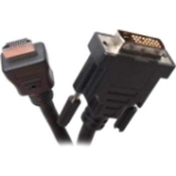 RCW-H9014 Rosewill Video Cable Hdmi / Dvi 19 Pin Hdmi (M) Dvi-D (M) 6 Ft Black