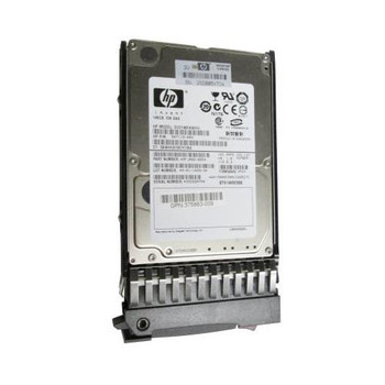 507119-003 HP 146GB 10000RPM SAS 6.0 Gbps 2.5 16MB Cache Hot Swap Hard Drive