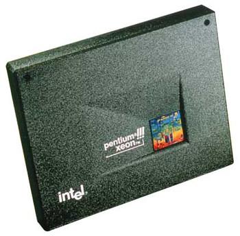 A3C40014633 Fujitsu Pentium III Xeon 1 Core 700MHz Slot 2 1 MB L2 Processor