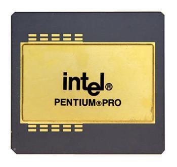 001893-0 3Com Pentium Pro 1 Core 200MHz Socket 8 256 KB L2 Processor