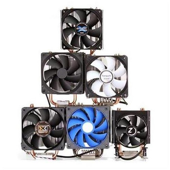 HI3670C001 Gateway Heatsink/ Fan Assembly