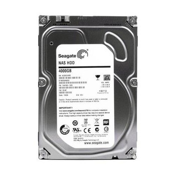 ST4000VN000 Seagate 4TB 5900RPM SATA 6.0 Gbps 3.5 64MB Cache NAS Hard Drive