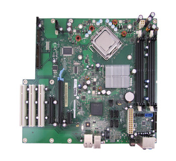 0WG855 Dell System Board (Motherboard) for Dimension 9200 XPS 410 (Refurbished)