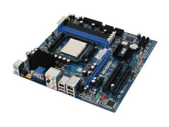 AN-M2HD Abit NVidia 7050 2000mt/S Dual Channel DDR2 800 Am2 Microat Motherboard (Refurbished)