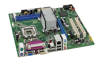 DG41TY Intel Desktop Motherboard Socket LGA-775 1333MHz FSB micro ATX (Refurbished)
