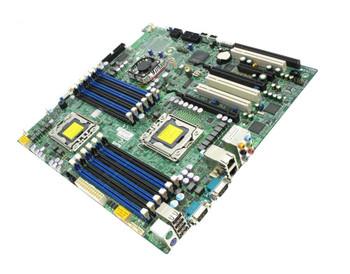 X8DAI-O SuperMicro Extended-ATX 5520 DP 5500 96GB DDR3 SATA 7.1 1304A 2 X16 (Refurbished)