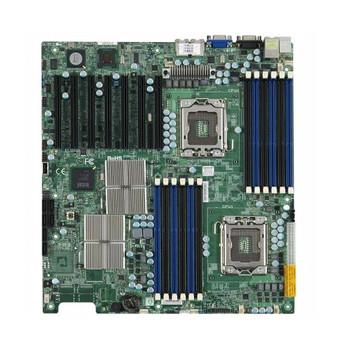 X8DTH-IF-O SuperMicro Extended-ATX 5520 Dp 5500 96GB DDR3 SATA Vga Ipmi 2xlan (Refurbished)