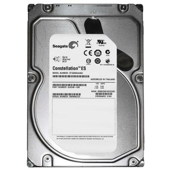 ST32000444SS Seagate 2TB 7200RPM SAS 6.0 Gbps 3.5 16MB Cache Constellation ES Hard Drive