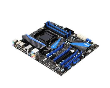 990FXA-GD80 MSI Socket AM3+ AMD 990FX/ SB950 Chipset AMD FX/ AMD Phenom II/ AMD Athlon II/ AMD Sempron 100 Series Processors Support DDR3 4x DIMM 6x S