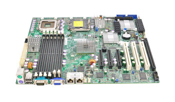 X7DCL-3-O SuperMicro Intel 5100 Chipset Xeon Processors Support Dual Socket LGA771 ATX Server Motherboard (Refurbished)