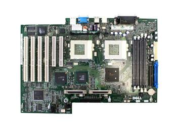 1H7342 Dell Socket-370 System Board (Motherboard) for PowerEdge 1400SC (Refurbished)