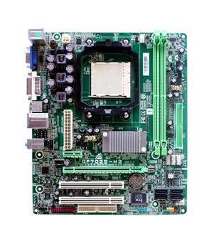 GF7025M2 Biostar GF7025-M2 Socket AM2 Nvidia GeForce 7025/nForce 630a Chipset micro-ATX Motherboard (Refurbished)