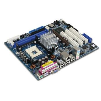 P4I65G ASRock Socket 478 Intel 865G/ICH5 Chipset micro-ATX Motherboard (Refurbished)