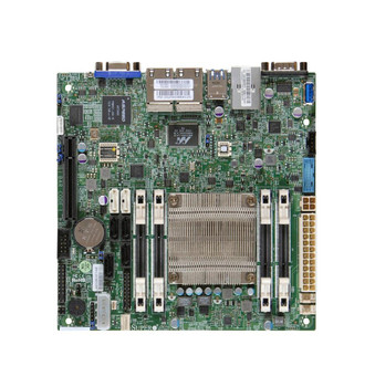 A1SAI2750FB SuperMicro Intel Atom C2750 DDR3 SATA3&USB3.0 Mini-itx Motherboard (Refurbished)