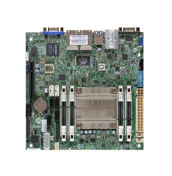 A1SRI2758FO SuperMicro Intel Atom C2758 DDR3 SATA3&USB3.0 Mini-itx Motherboard & CPU Combo (Refurbished)