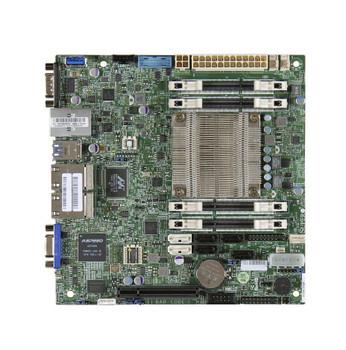 A1SAI2750FO SuperMicro Intel Atom C2750 DDR3 SATA3&USB3.0 Mini-itx Motherboard & CPU Combo (Refurbished)