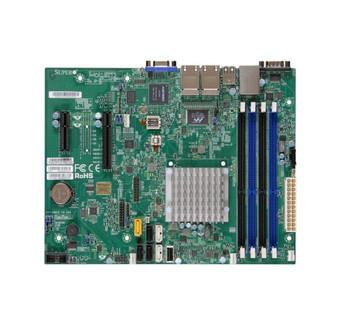 A1SRM-2558F-B SuperMicro A1SRM-2558F Socket BGA1283 micro-ATX Server Motherboard (Refurbished)
