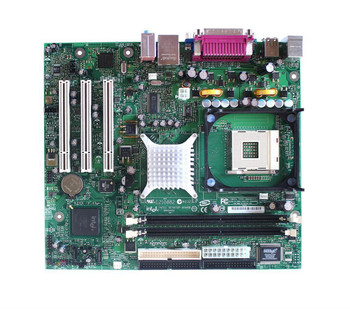 D865GVHZ4 Intel Motherboard D865GVHZ micro ATX Socket 478 i865GV (Refurbished)