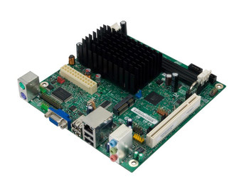 D510M0 Intel Desktop Motherboard D510MO iNM10 Express Chipset Socket BGA-559 mini ITX 1 x Processor Support (1 x Single Pack) (Refurbished)