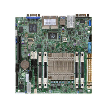 A1SRI2558FO SuperMicro Intel Atom C2558 Mini-ITX Motherboard & CPU Combo (Refurbished)