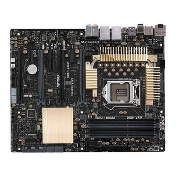 Z97WS ASUS Z97-WS Intel Z97 Chipset Socket LGA1150 5th/ 4th GenerATIon Core i7/ Core i5/ Core i3/ Pentium/ Celeron Processors Support ATX Motherboard