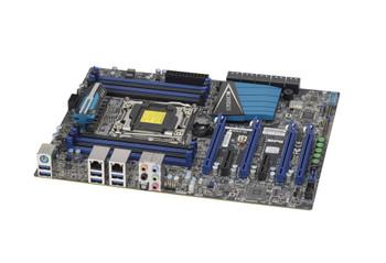 C7X99OCEO SuperMicro LGA2011 Intel X99 DDR4 4-way Sli SATA3&usb3.0 A & 2GBe Atx Server Motherboard (Refurbished)