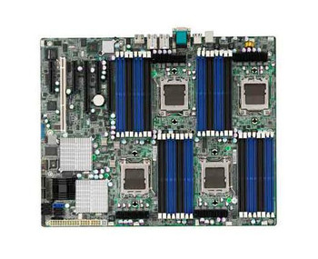 N6650EX Tyan Thunder (S4992) nVidia NFP 3600 Chipset Socket F (1207) SSI MEB 4 x Processor Support Server Motherboard (Refurbished)