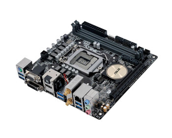 H170I-PLUSD3 ASUS Socket 1151 6th GenerATIon Core i7/ Core i5/ Core i3/ Pentium/ Celeron Processors Support Intel H170 Chipset Mini ITX Motherboard (R
