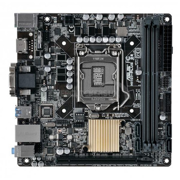 H110I-PLUS-D3 ASUS Intel LGA1151 H110 I-plus D3 2DDR3 4usb3.0 6usb2.0 (Refurbished)