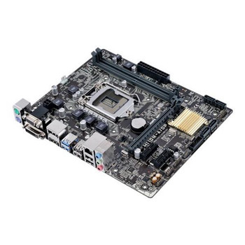 H110MADP ASUS Socket LGA1151 System Board (Motherboard) (Refurbished)
