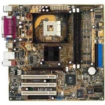 P4SPMX ASUS P4SP-MX Desktop Motherboard SiS 651 Chipset Socket PGA-478 (Refurbished)
