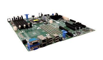 0W7H8C Dell Sgle Socket System Board (Motherboard) for PowerEdge T320 (Refurbished)
