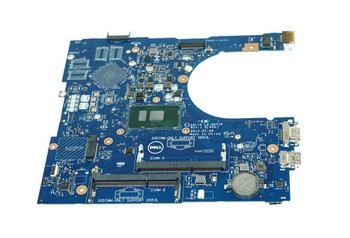 88XGN Dell System Board (Motherboard) With 2.30GHz Intel Core i3-6100u Processor for Inspiron 15 5559