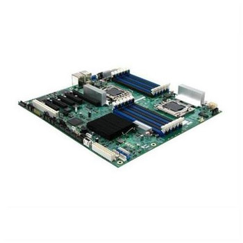 02010HE00-600-G Foxconn Dual Socket LGA 1366 Intel Xeon 5600 Processor Support Server Motherboard (Refurbished)