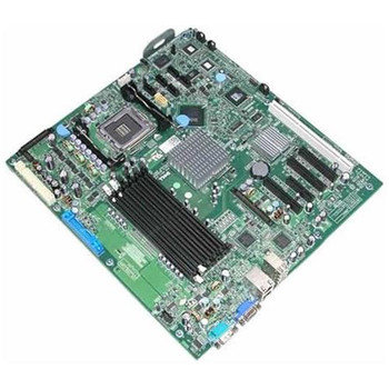 02W7F7 Dell System Board (Motherboard) for PowerEdge (Refurbished)