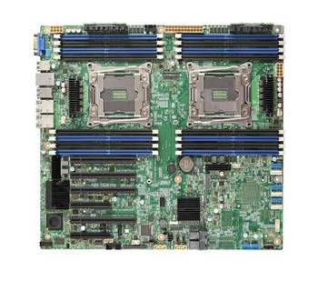S2600CW2SR Intel C612 Chipset Socket LGA 2011-3 Server Motherboard (Refurbished)
