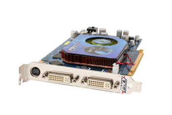 VCG7900SXPB PNY GeForce 7900GS 256MB DDR3 PCI Express Dual DVI/ HDTV/ S-Video Outputs Video Graphics Card