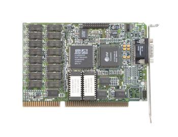 109-19301-10 ATI Mach 64 ISA Video Graphics Card