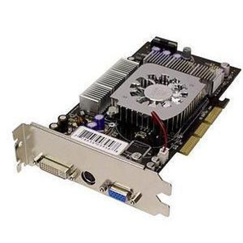 PV-T40F-UD XFX GeForce 6800 Ultra 256MB DDR3 Dual DVI/ TV Out Video Graphics Card