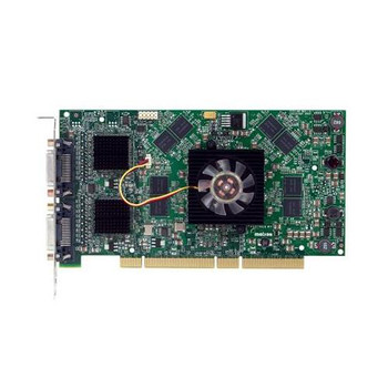 576-05 Matrox 2MB PCI Video Graphics Card MGA Power