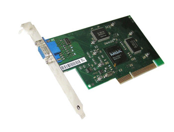 D6550-69501 HP Matrox MGA G100 4MB AGP Video Graphics Card