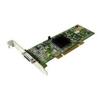 799-00375 Appian Typhoon 64MB DDR SDRAM PCI/AGP 4x (2048 x 1536 Max Resolution) DVI and VGA Connectors Low-Profile Video Card