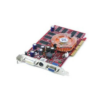 FX5700LE-TD256 MSI GeForce FX 5700LE 256MB DDR SDRAM 128-Bit AGP 8x DVI-I VGA and S-Video Connectors Video Graphics Card